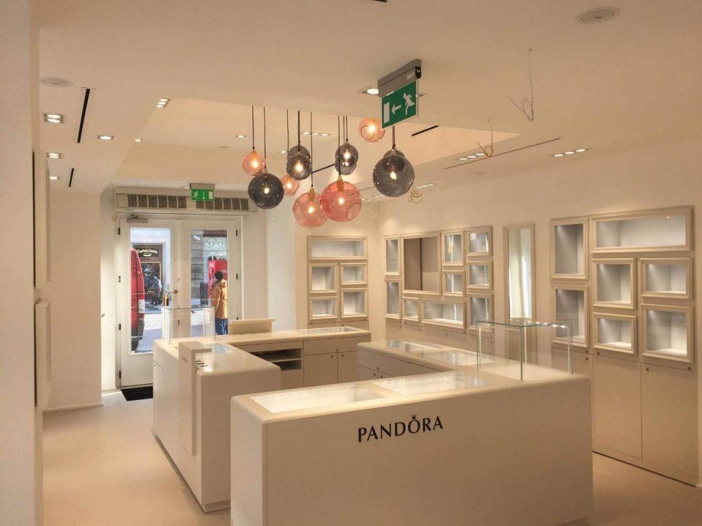 Pandora rekonstrukce Praha
