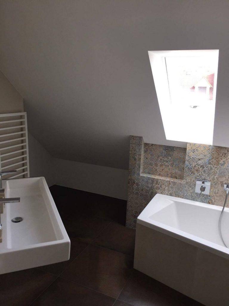 Rekonstrukce koupelny (2)